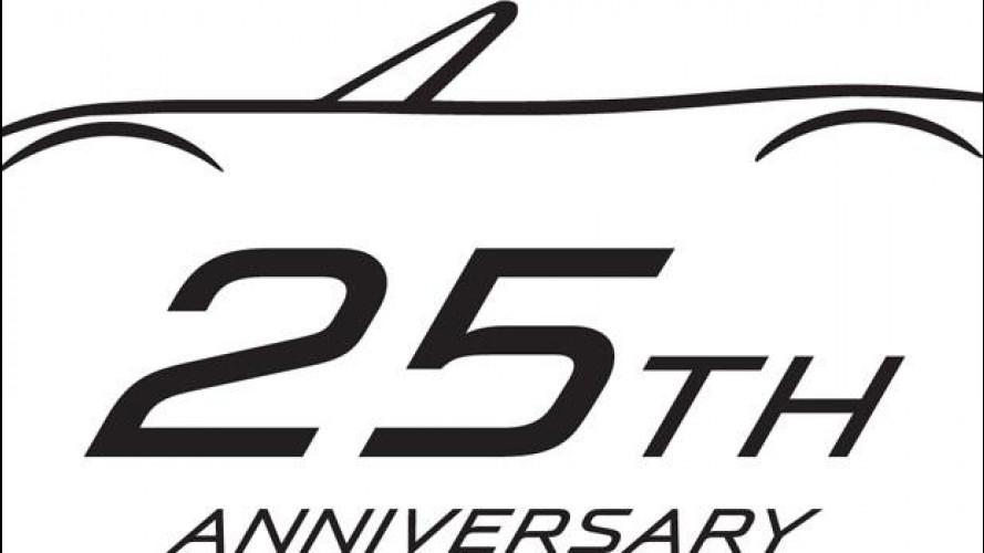Nuova Mazda MX-5, la presentazione a settembre