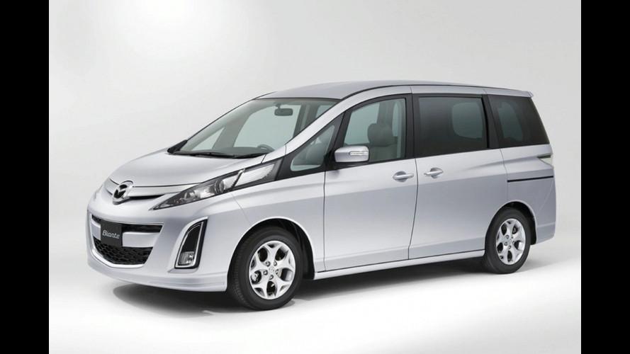 Mazda Biante: solo per il Sol Levante