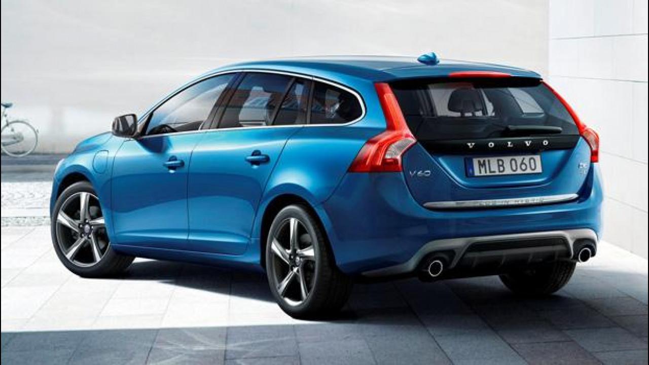 [Copertina] - Volvo V60 Plug-in Hybrid MY 2015, nuova dentro