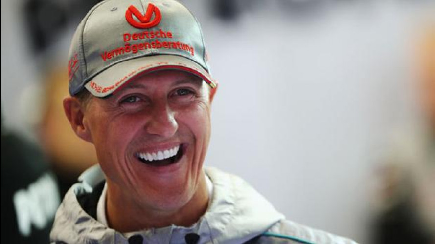 Michael Schumacher si ritirerà a fine stagione