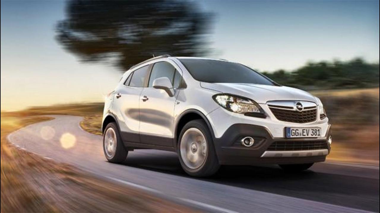[Copertina] - Opel Mokka: Toglietemi tutto, ma non il SUV