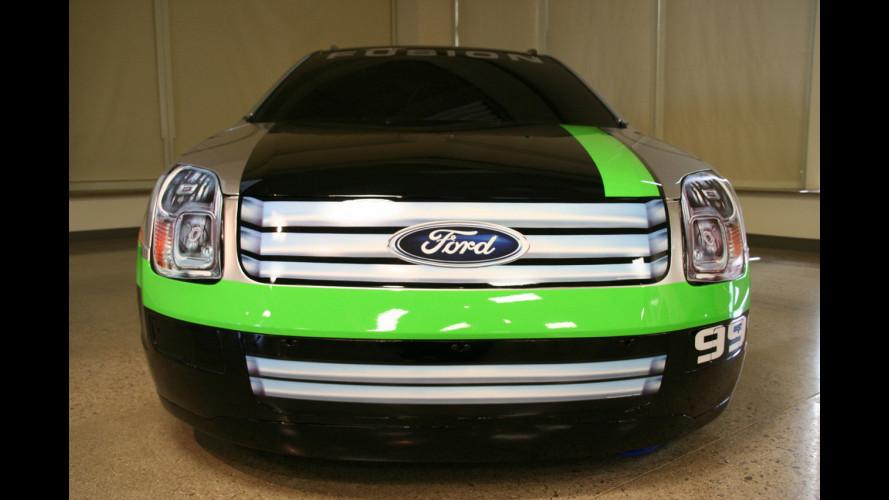 Ford punta al record di velocità per i veicoli ibridi
