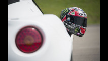 Alfa Romeo, casco speciale per Jorge Lorenzo