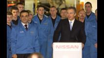 25 anni di Nissan a Sunderland