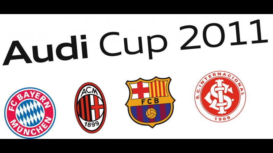 Audi Cup 2011: i fan decidono gli abbinamenti