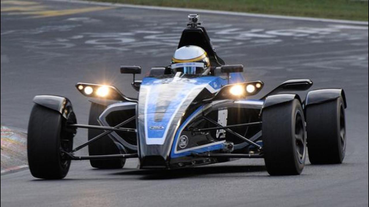 [Copertina] - Formula Ford 1.0 EcoBoost: al Nurburgring con soli 3 cilindri