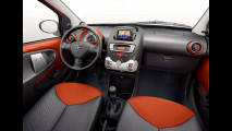 Toyota Aygo Connect 2012