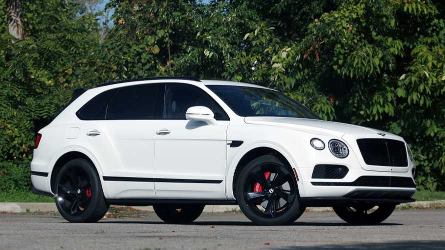 2019 Bentley Bentayga V8: Review