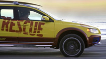 Volvo XC70 Surf Rescue Concept at SEMA