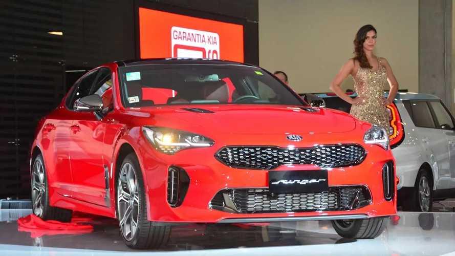 Kia acompanha Hyundai e também não participará do Salão do Automóvel