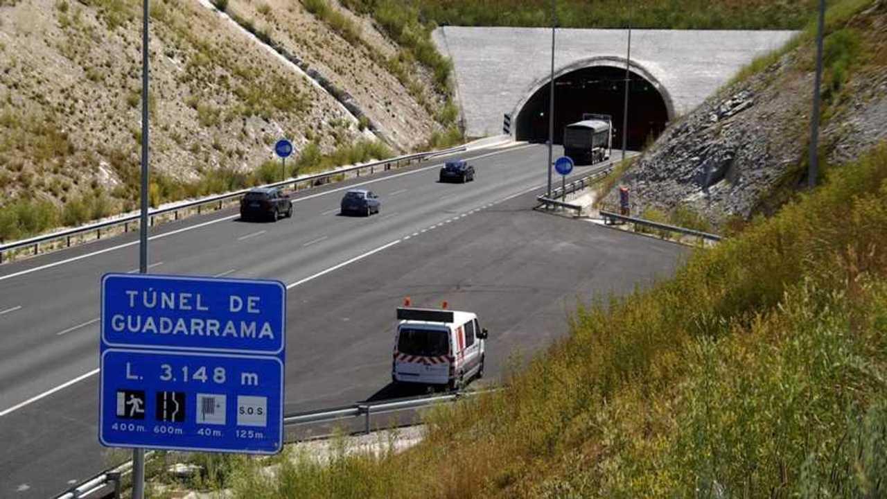 Autopista peaje AP-6