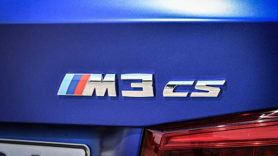 DIAPORAMA - Voici toutes les BMW M !