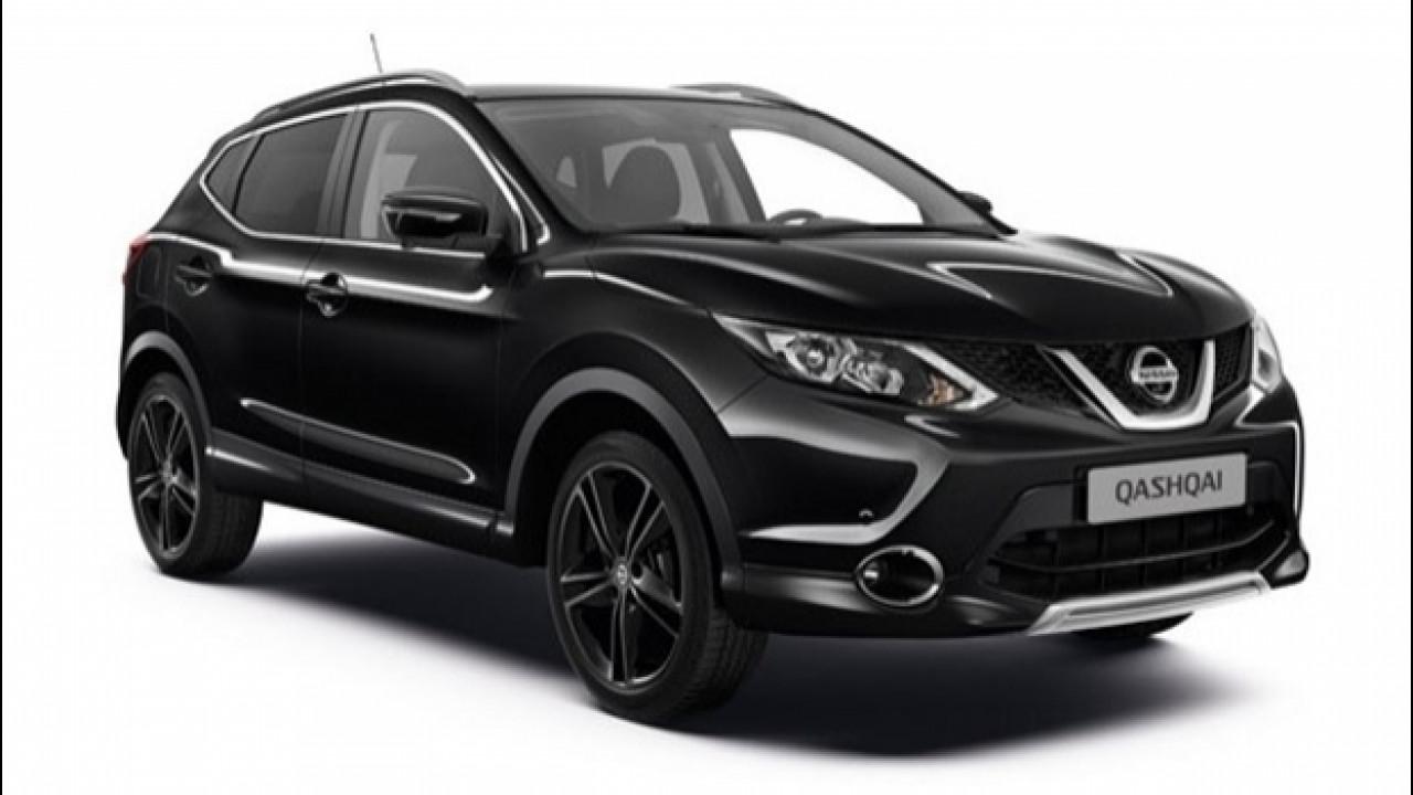 [Copertina] - Nissan Qashqai Black Edition, l'eleganza del nero