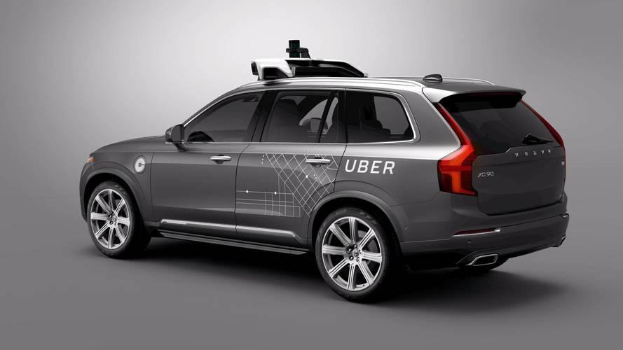 Bientôt coté en bourse, Uber ralentit sur la voiture autonome