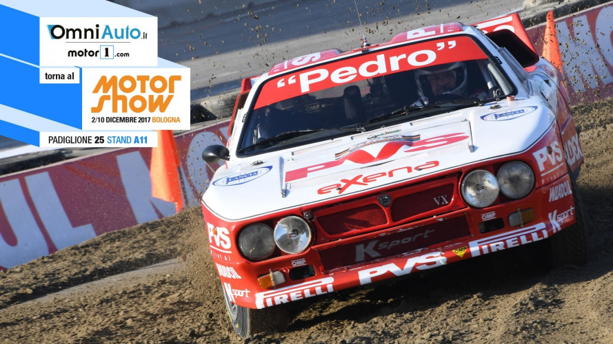 Motor Show di Bologna, ecco il programma ufficiale 2017