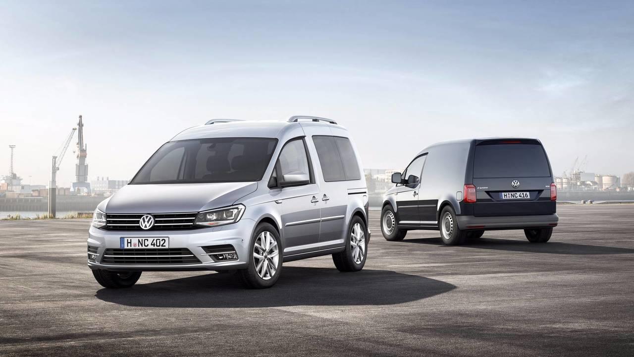 6- Volkswagen Caddy