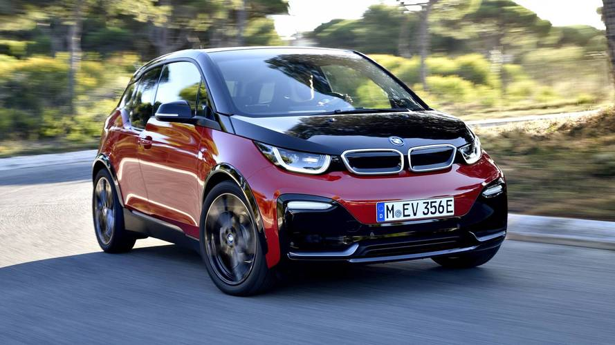 BMW i3s: побалуй свой энтузиазм