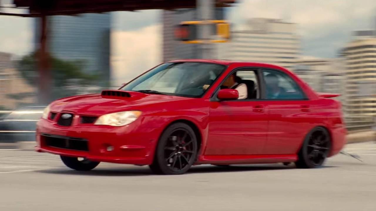 Subaru Impreza - Nyomd, bébi, nyomd