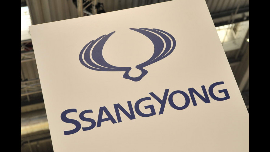 Ssangyong al Salone di Parigi 2012