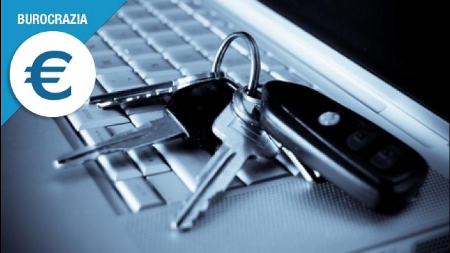 PRA, dall'ACI arrivano le info automatiche tramite email