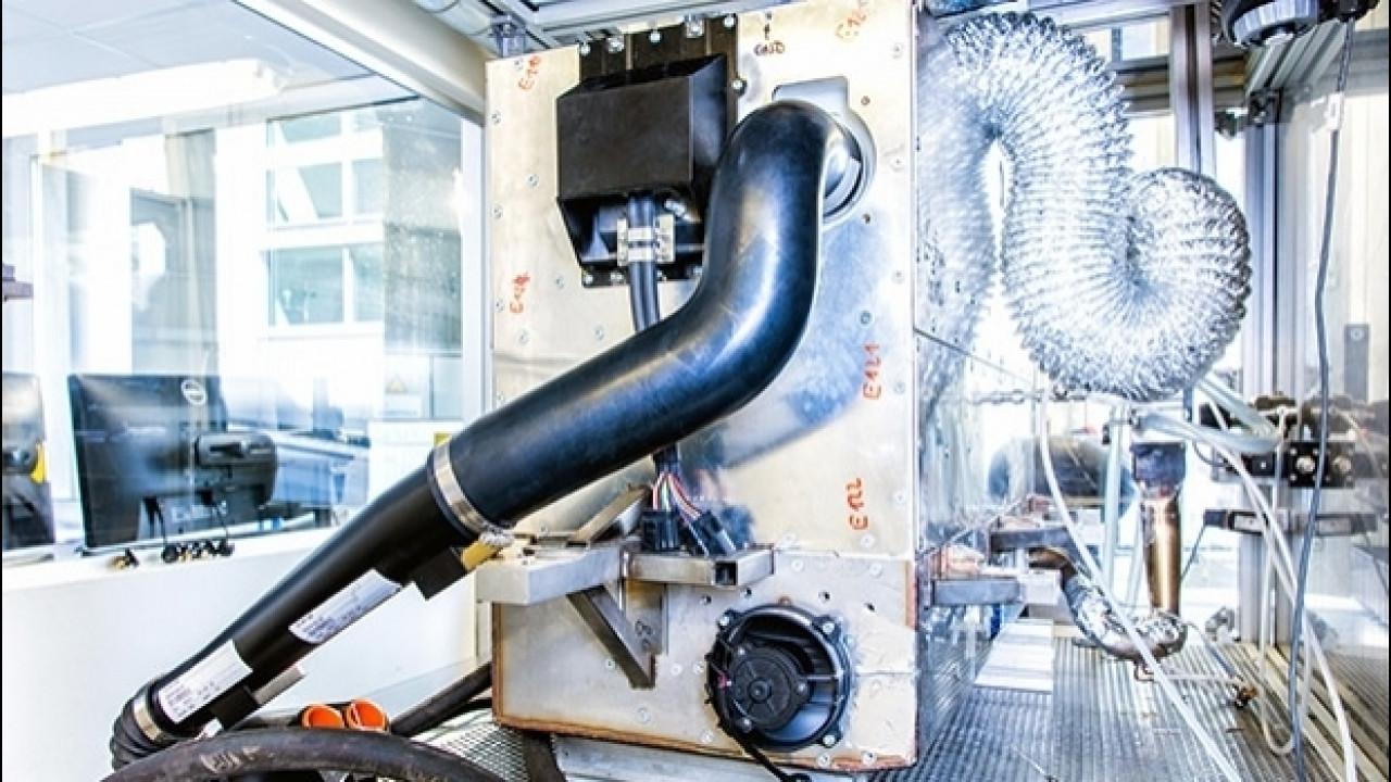[Copertina] - Nissan Fuel Cell a ossido solido e bio-etanolo, per le elettriche del futuro