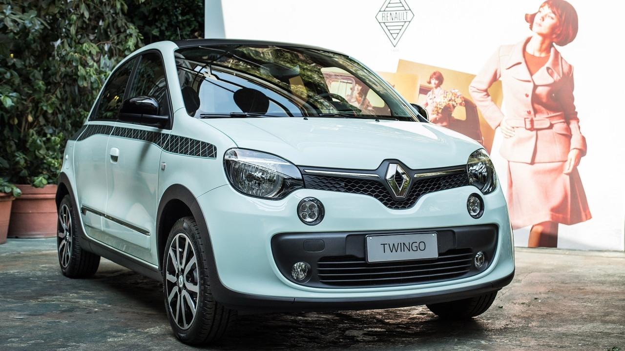 [Copertina] - Renault Twingo La Parisienne, si veste di verde come l'R4