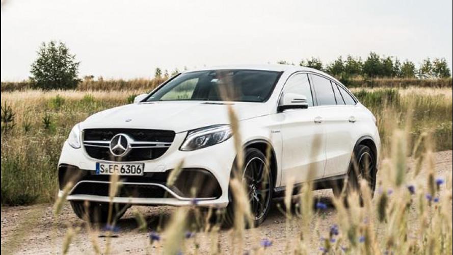 [Copertina] - Mercedes GLE, al Polar Sun Trip si parte con le AMG