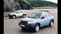 Land Rover Freelander: il primo SUV, vent'anni fa