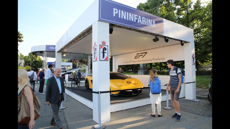 Pininfarina a Parco Valentino 2017