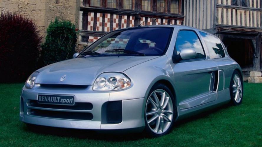 Renault Clio V6, adorabilmente folle
