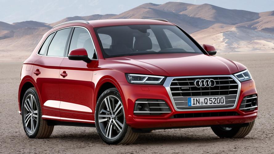 Audi Q5, ora anche con il motore diesel 3.0 TDI da 286 CV