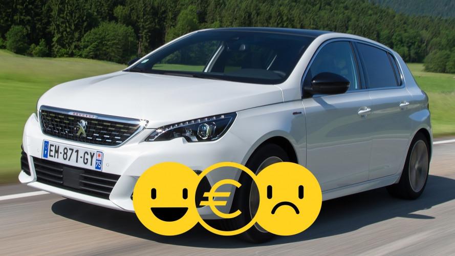 Promozione Peugeot 308, perché conviene e perché no