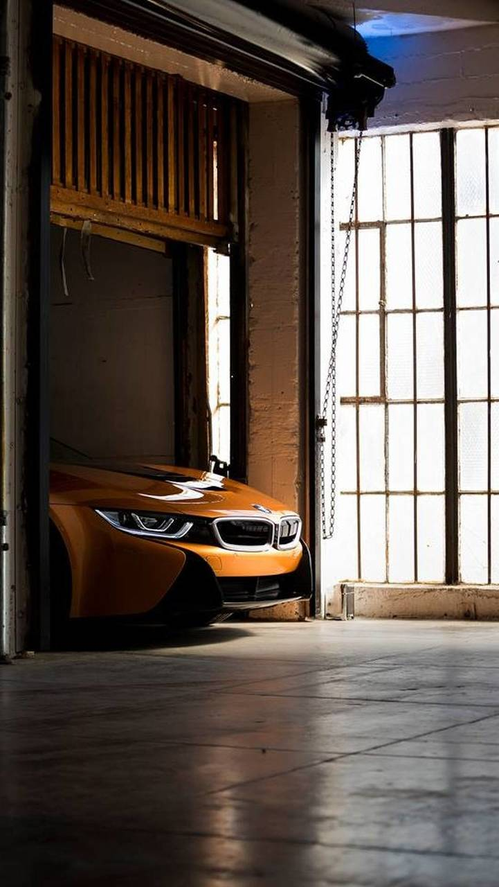 BMW i8 Roadster teaser