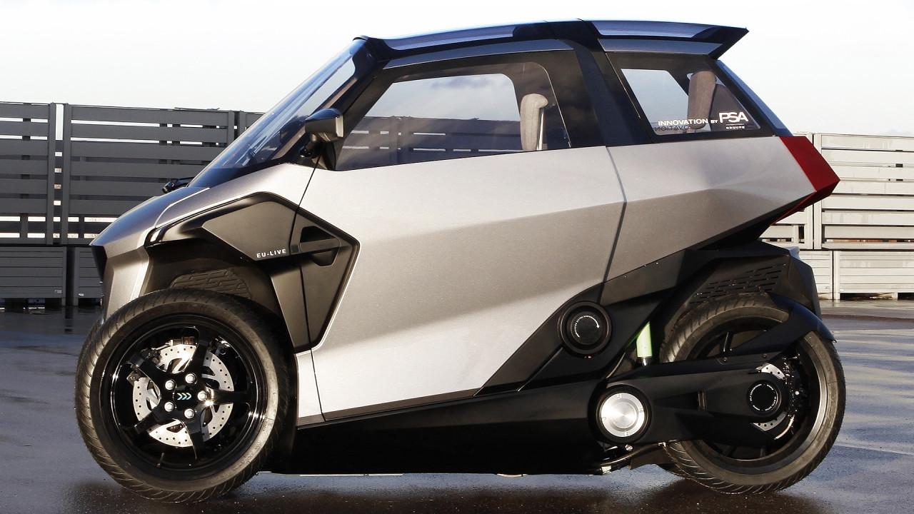 [Copertina] - PSA e il consorzio EU-LIVE presentano il quadriciclo ibrido plug-in