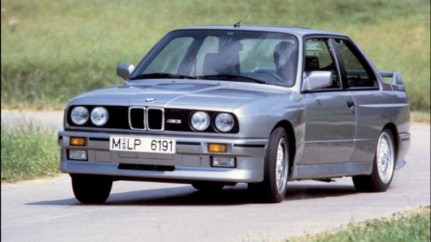 BMW Serie 3, un viaggio lungo 40 anni