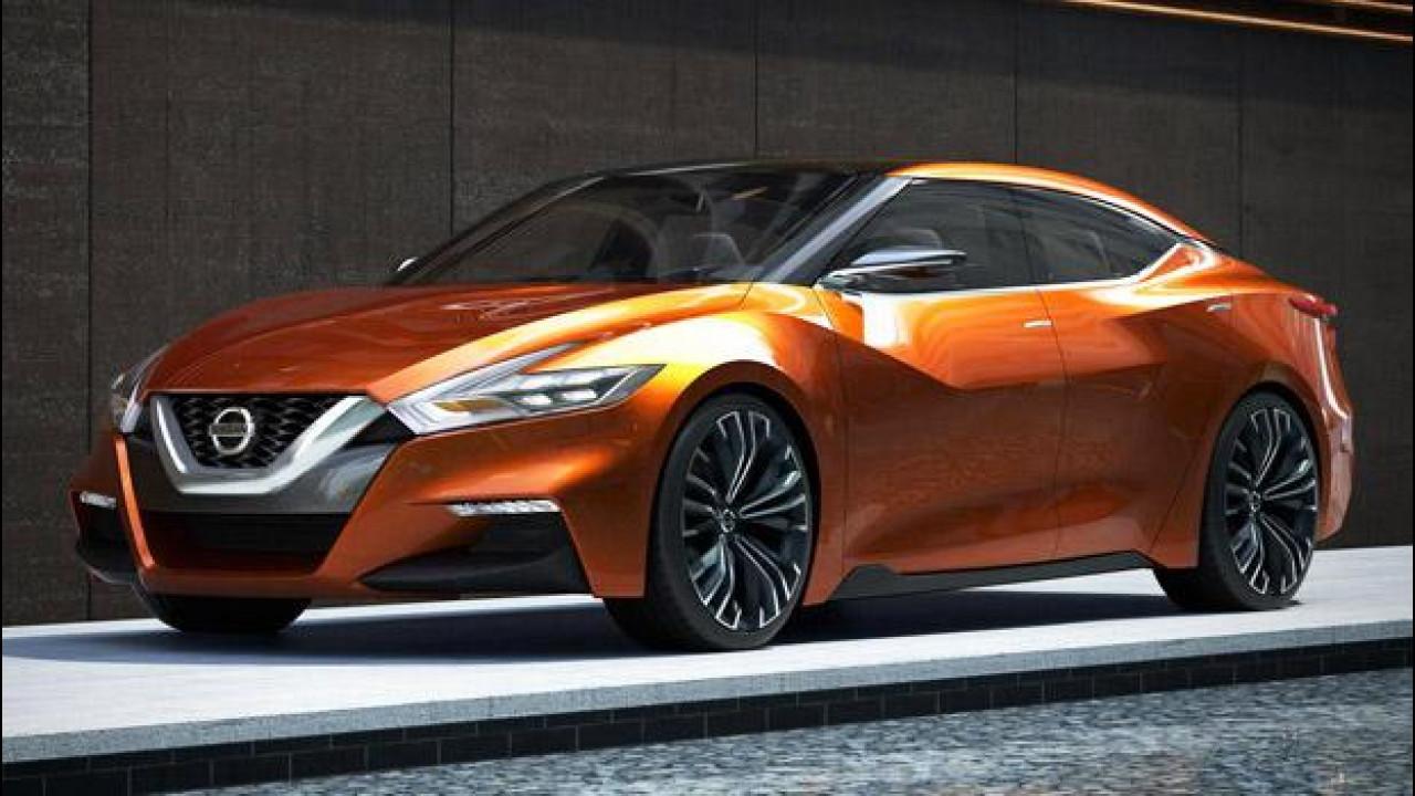 [Copertina] - Nissan Sport Sedan Concept