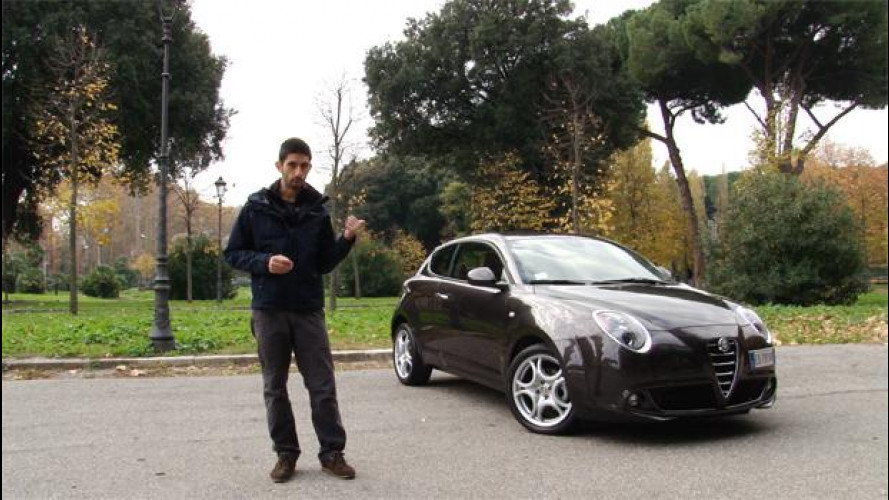 Alfa Romeo MiTo MY 2014, prova su strada [VIDEO]