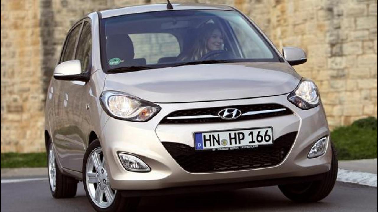 [Copertina] - Hyundai i10: l'usato anti-Panda