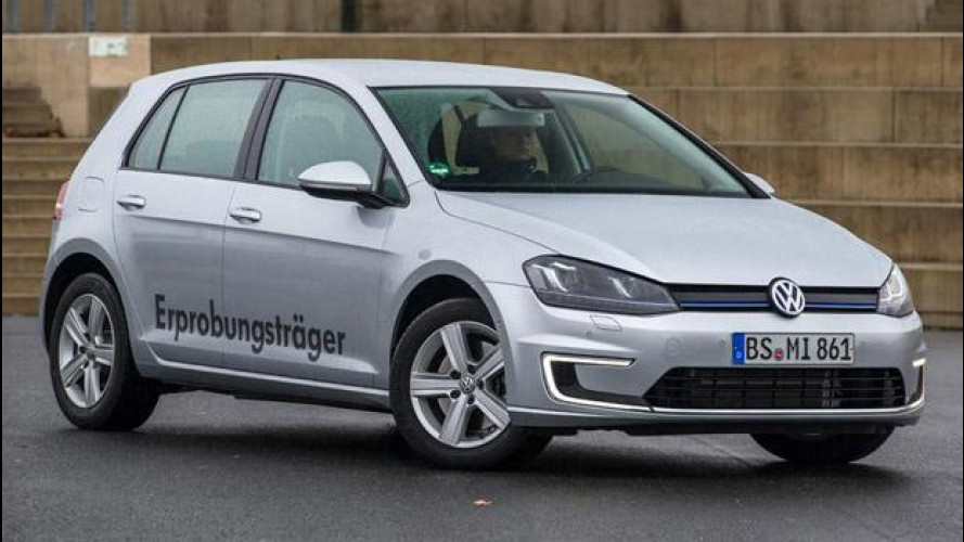 Volkswagen Golf GTE, quella ibrida plug-in