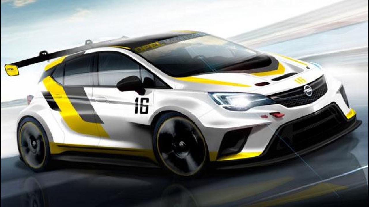 [Copertina] - Opel Astra, ecco quella del TCR