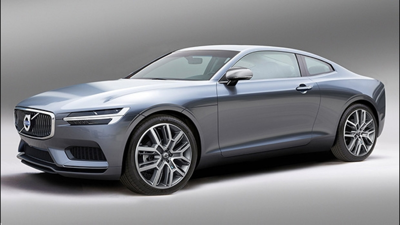 [Copertina] - Volvo C90, la coupé che verrà