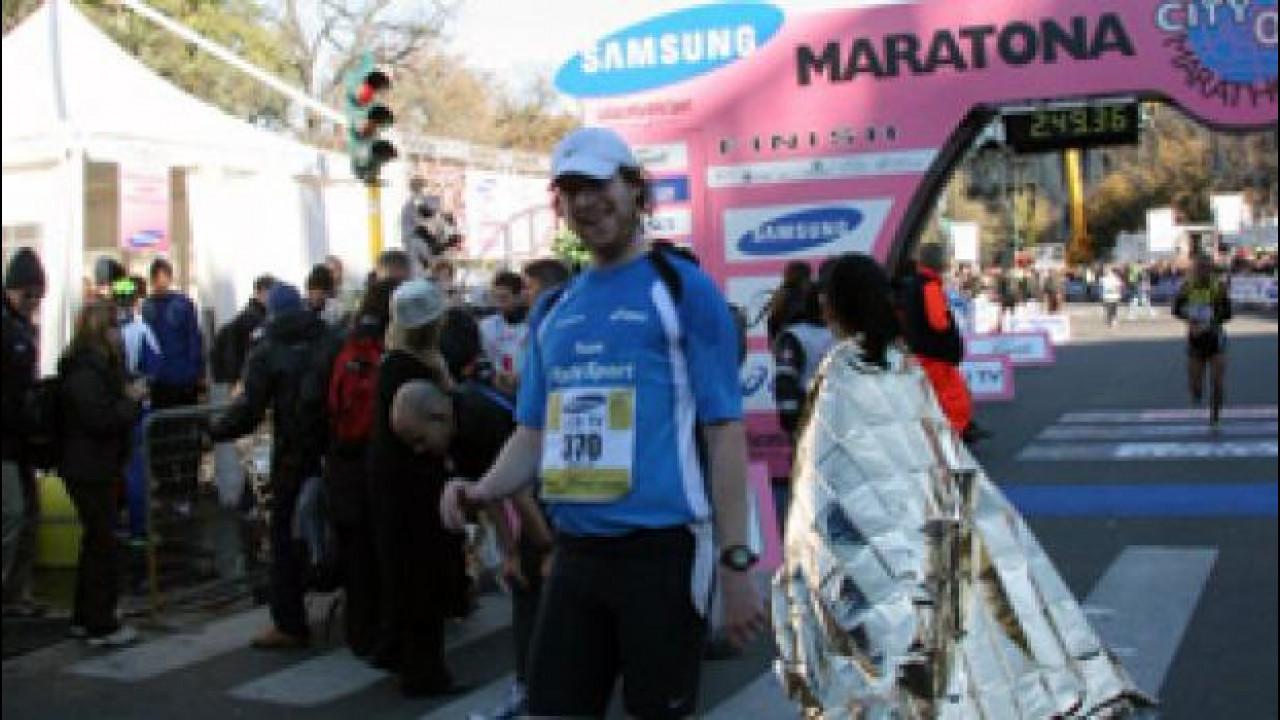 [Copertina] - Milano: blocco del traffico per la Milano City Marathon