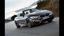 BMW M4 Cabrio, potenza a cielo aperto