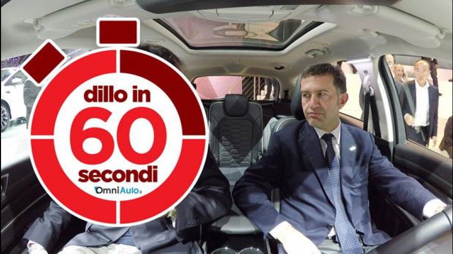 Salone di Ginevra, perché comprare una Ford Vignale? [VIDEO]