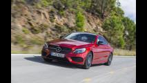 Nuova Mercedes Classe C Coupé