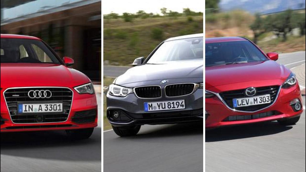 [Copertina] - World Car of the Year 2014: annunciate a Ginevra le finaliste