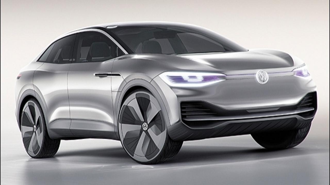 [Copertina] - Volkswagen I.D. Crozz, l'elettrica fatta crossover [VIDEO]