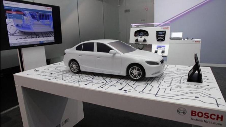 """Salone di Francoforte, Seiberth (Bosch): i motori hanno un futuro """"solido"""""""