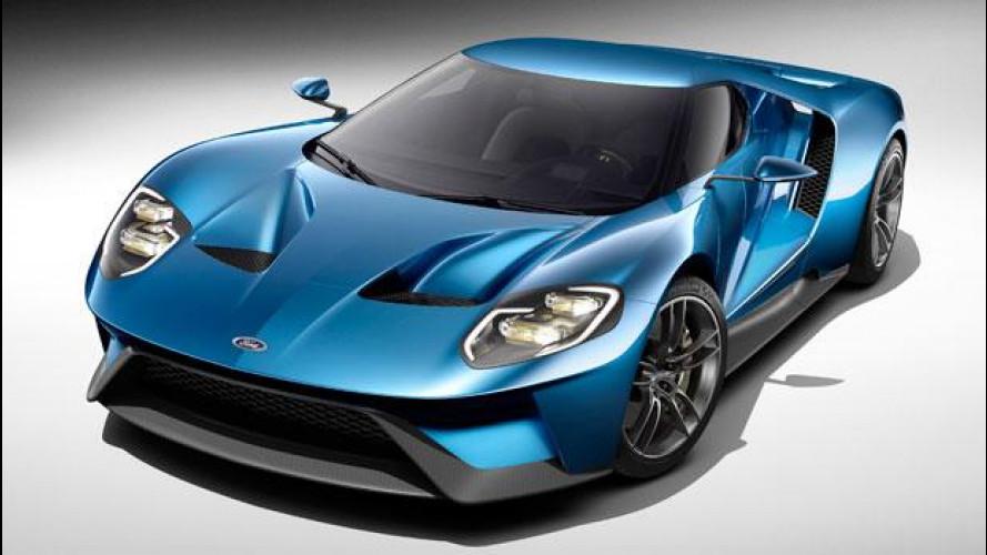 """Ford GT, la supercar """"non per tutti"""""""
