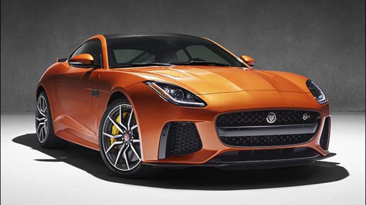 "[Copertina] - Jaguar F-Type SVR, il ""Giaguaro"" ruggisce ancora più forte"